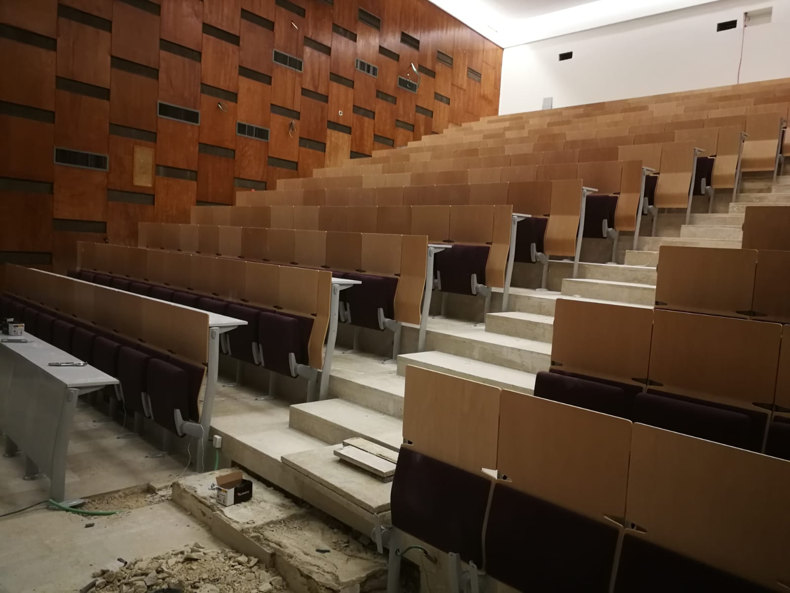 אוניברסיטה העברית אולם לוס אנגלס