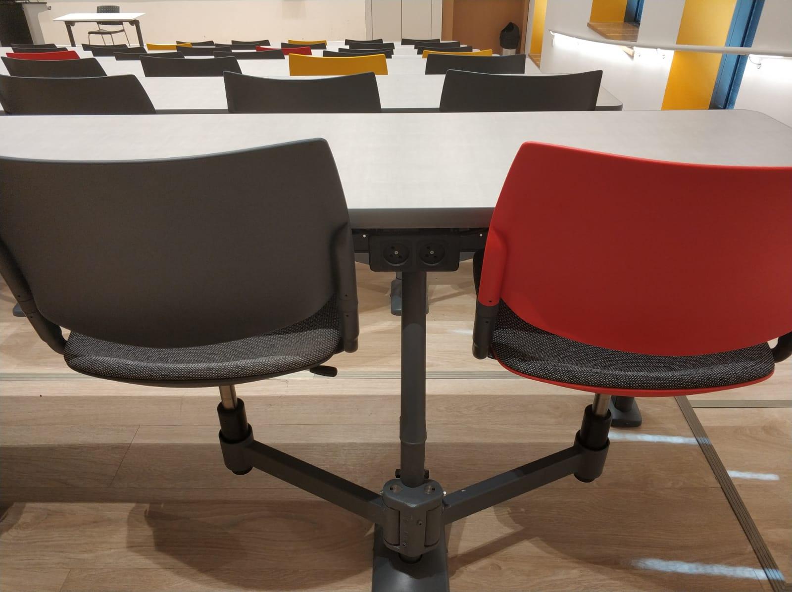 כיסאות כיתות למוד בית ברל מושבי רחף IRWIN