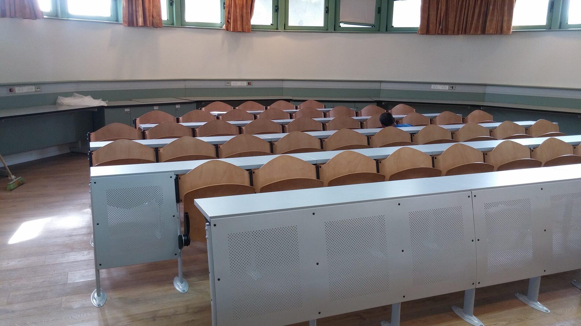 כיתת לימוד עמק חפר Omnia Contract