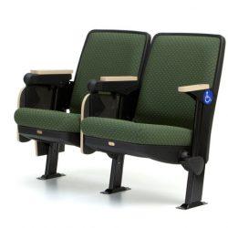 90.12.86.4 Citation כסא אודיטוריום תוצרת Irwing Seating Company USA