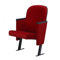 Kasel - כיסא מרופד מקובע לריצפה מחברת SELLA