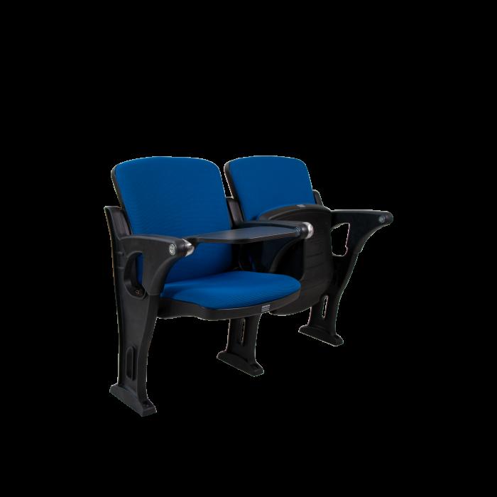 כיסא אודיטוריום MAIA תוצרת EUROSEATING כולל משטח כתיבה