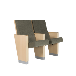 כיסא להיכלי תרבות דגם Celanova תוצרת EURO SEATING